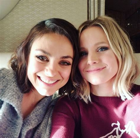 Bad Moms Unite! Kristen Bell and Mila Kunis Debut Their