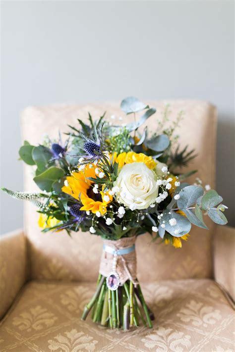 Wedding Bouquet Designs by Sunflower Wedding Bouquet Wedding Design Ideas