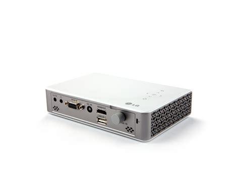Proyektor Mini Lg Pb60g lg projektoren lg pb60g wxga dlp beamer