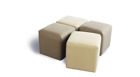 Ottomans Vancouver Cube Ottoman Sofa So