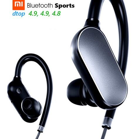 Murah Headset Xiaomi Blototh Mi Headset Bluetooth Original 100 aliexpress buy original xiaomi mi sports bluetooth headset bluetooth 4 1 earbuds mic