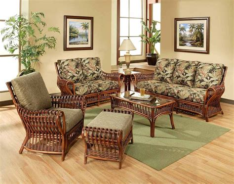 Wicker Living Room Sets Wicker Living Room Furniture Sets Designs Ideas Decors