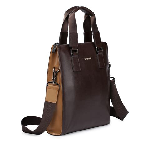 Cowhide Leather Handbags - cowhide leather leather handbag coffee