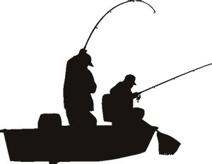 fishing boat stencil on boat stencil 2 fisherman on
