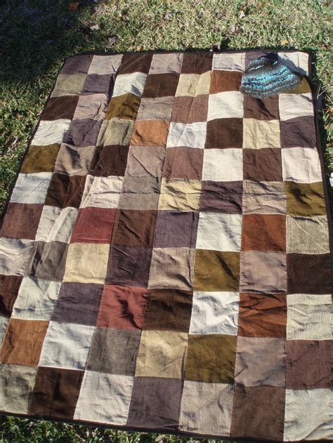 Corduroy Patchwork - 51 best quilting with corduroy images on