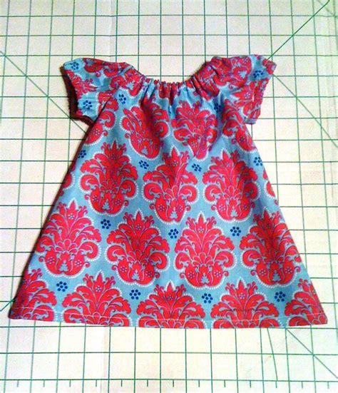 peasant dress pattern infant baby girl clothes patterns free bella bama newborn