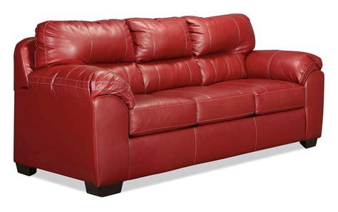 rigley sofa red levin furniture