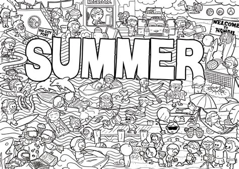 doodle login the site summer doodle black and white edition by malindovszky on