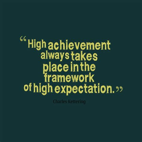 expectation quotes high expectations for students quotes search