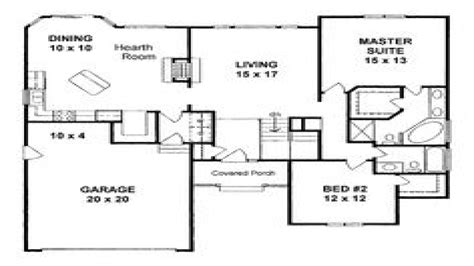 square house plans simple square house floor plans 1400 square foot home