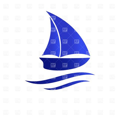 simple boat clipart sailing ship silhouette sailboat simple silhouette