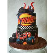 Blaze And The Monster Machines  Cakes Pinterest