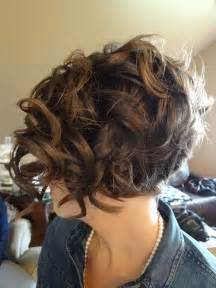 back view wavy bob for thick hair 2015 15 short haircuts for curly thick hair short hairstyles