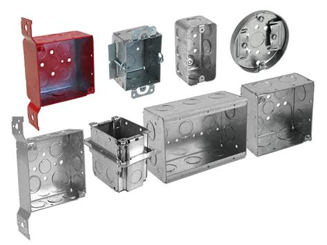 electrical junction boxes steel products