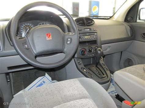 gray interior 2003 saturn vue v6 photo 38573104