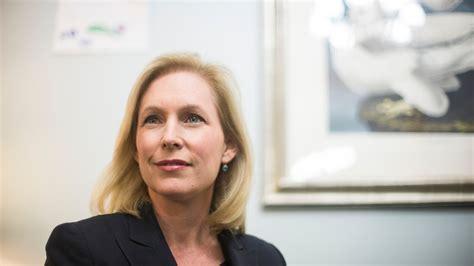 kirsten gillibrand grandmother new york s junior senator doggedly refusing to play the