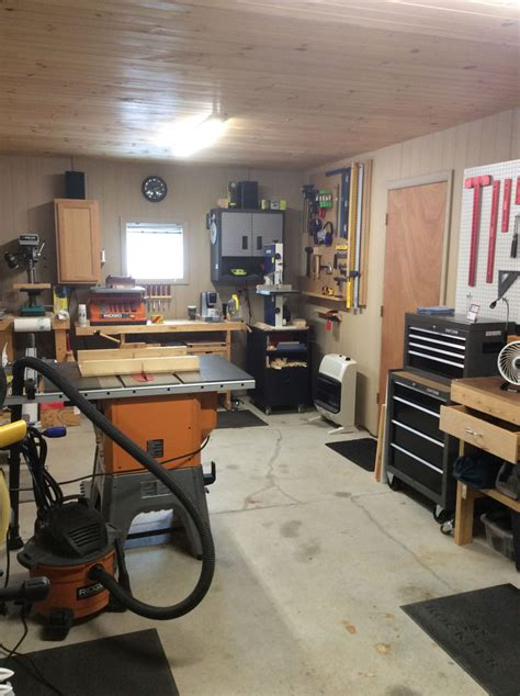 bill richardson woodworking workshop
