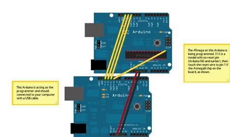 github arduino tutorial arduino arduinoisp