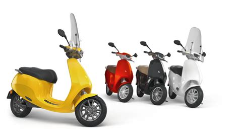 Tesla Scooter Bolt Mobility S Appscooter Promises To Be The Tesla Of E