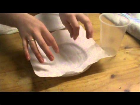 What Makes Paper Towels Absorb Water - investigation what paper towel is more absorbent