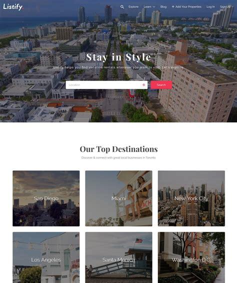 theme wordpress airbnb best airbnb wordpress themes