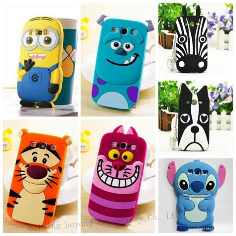 Softcase 3d Minion Samsung Galaxy Grand Grand Neo 3d minions phone silicone soft cover for samsung galaxy s3 siii gt i9300 neo i9300i duos