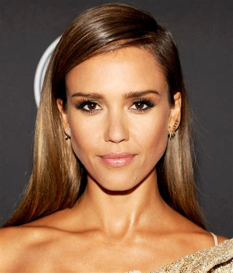 Get A Hair Makeover At Instylecom by How To Get Alba S Gorgeous Makeup From The Espy