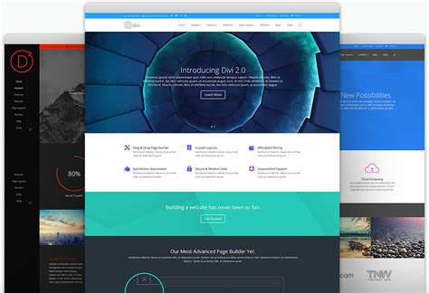 divi by elegant themes wicked website designers