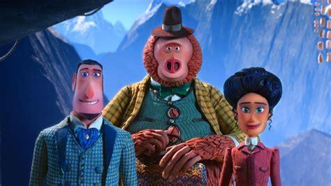 missing link trailer reveals  adventure  monstrous