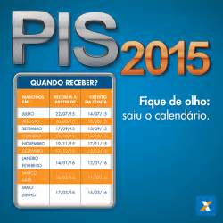 O Calendario Do Pis Calend 193 Pis 2016 Como Consultar O Pis 2016