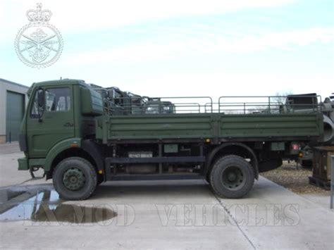 mercedes 1017 4x4 drop side cargo truck for sale