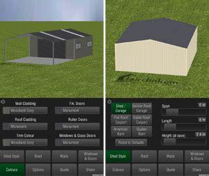 design  dream shed   shed design app