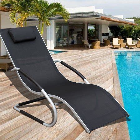 lounge chairs for pool deck sundale outdoor deluxe aluminum patio garden yard