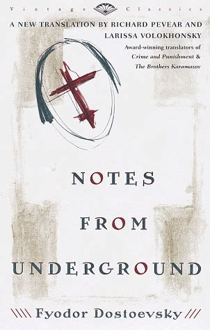 notes from the underground notes from underground wikipedia