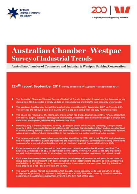 Pdf Trends International 2017 Calendar September by Australian Chamber Of Commerce And Industryaustralian