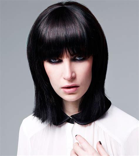 bacomain hair style pics balmain hair medium black straight hair styles 22525
