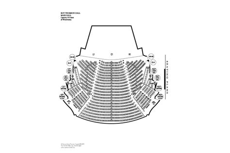 massey hall floor plan massey hall floor plan toronto thefloors co