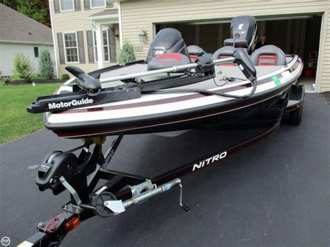 nitro z6 bass boats for sale 2011 used nitro z6 bass boat for sale 17 000 blasdell