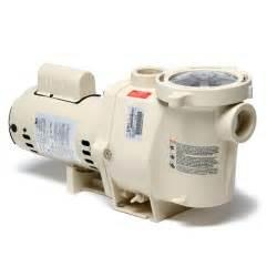 Pentair 011515 WhisperFlo Full Rated Energy Efficient 2HP Pool Pump