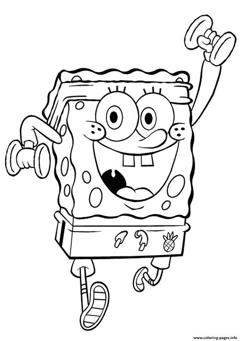 spongebob coloring pages that you can print coloring pages spongebob work outf537 coloring pages printable