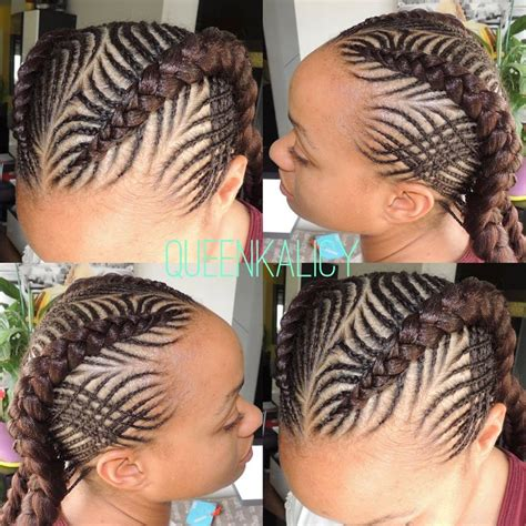 Fishbone Braids Hairstyles Pictures by Best 25 Braids Cornrows Ideas On Cornrows Box