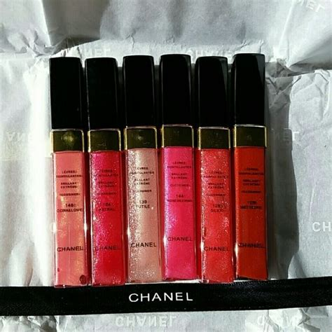 Lipgloss Chanel 25 best ideas about chanel lip balm on lip
