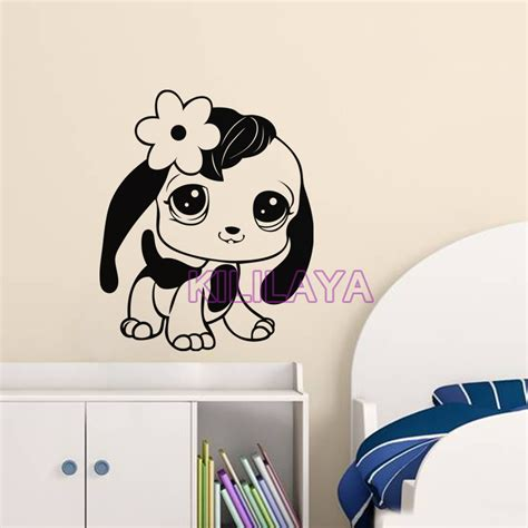Wallpaper Sticker Pvc Kartun Anak Rabbit buy grosir anak anjing lucu wallpaper from china anak anjing lucu wallpaper penjual