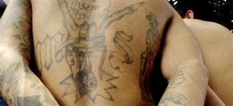 can you have tattoos in the fbi the powers that beat what does your say about you