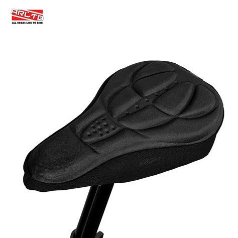 gel bicycle seat buy arltb gel bicycle seat cover 4 colors bike seats