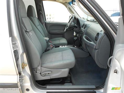black jeep liberty interior jeep liberty 2005 interior www pixshark com images