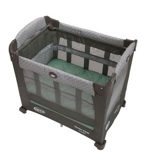 Graco Baby Crib by Graco Travel Lite Crib With Stages Manor