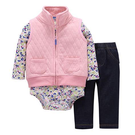 3pcs Set Newborn Baby Boy Baby Boy Clothes Set Newborn Born 3pcs Set Black Stripe Infant Children Wear Costume
