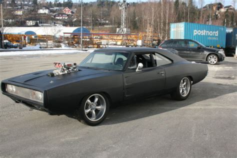 fast and furious dodge charger 1970 dodge charger fast and furious 4