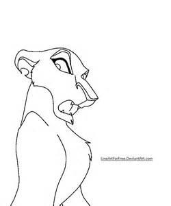 lion king coloring pages zira lion king zira coloring pages coloring home